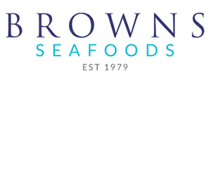 Browns Seafoods Logo