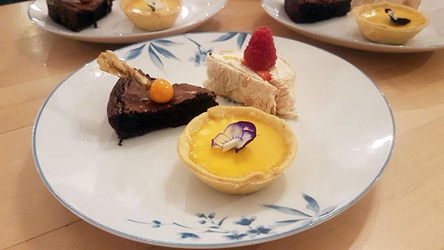 Jane Bellinger Desserts