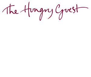 The Hungry Guest Logo